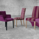 Robinson Carver chair, Metro chair and Midland chair
